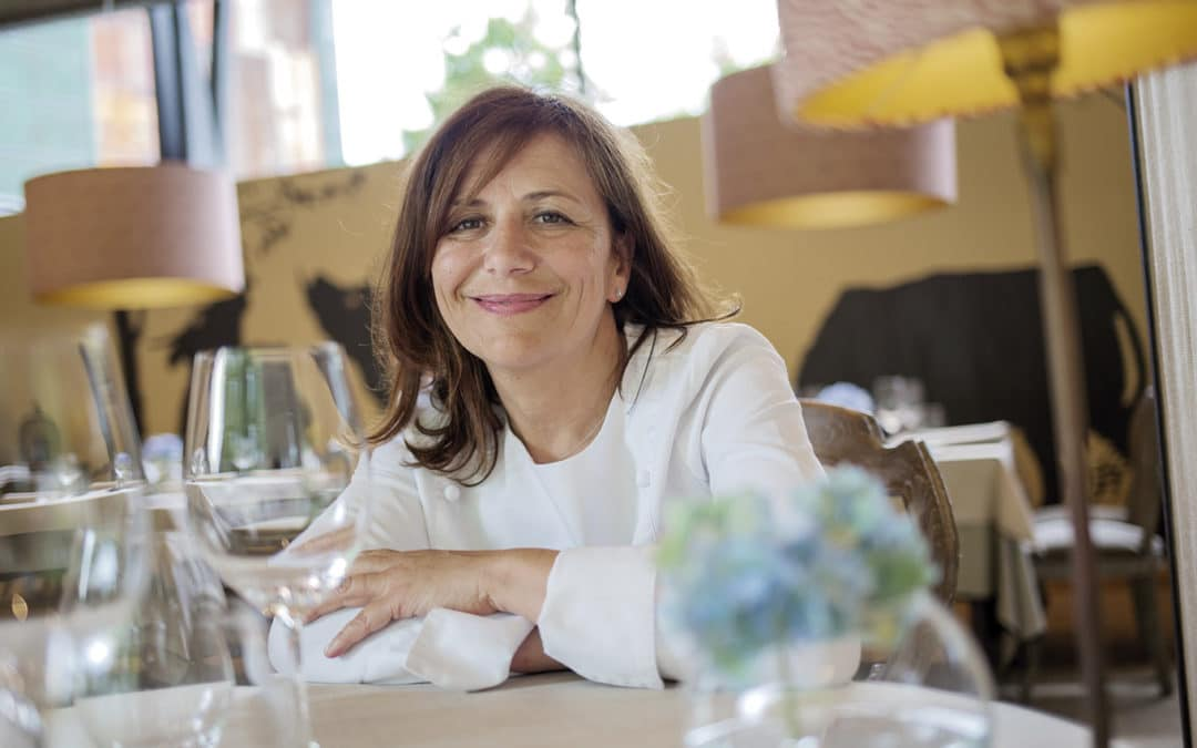 20 Spaanse vrouwen met Michelinster