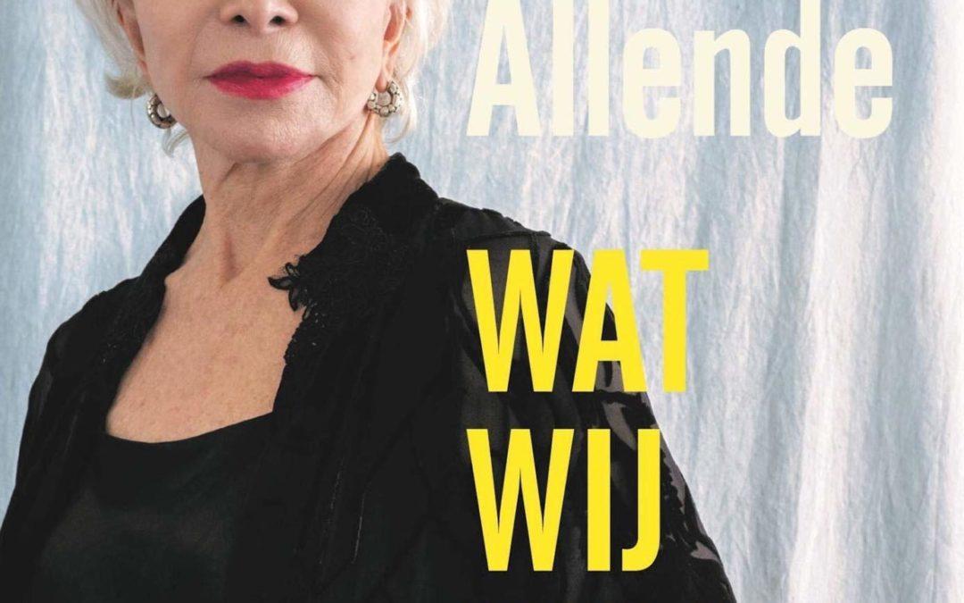 Nieuwste Allende over wat vrouwen willen