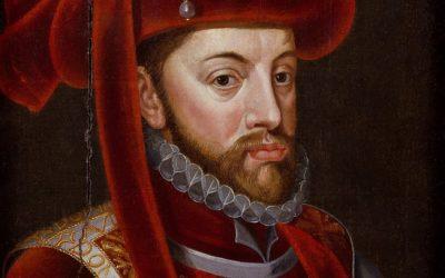 Wie was de koning van Hispanje?