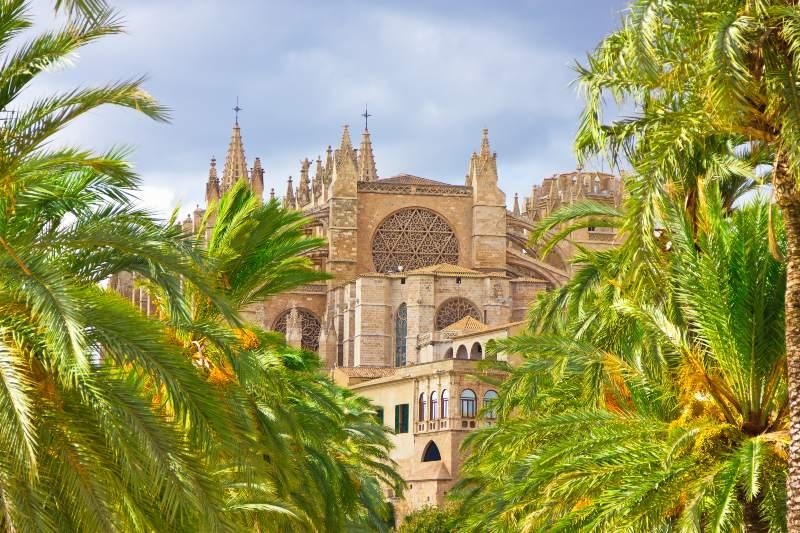 Hip & historisch Palma de Mallorca