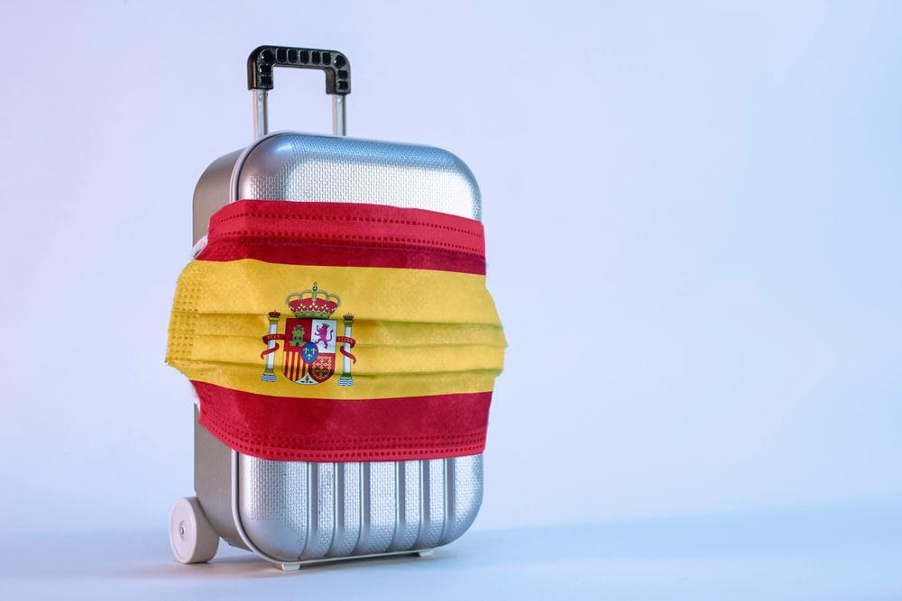Geen reisbeperkingen Friezen, Groningers, Vlamingen naar Spanje