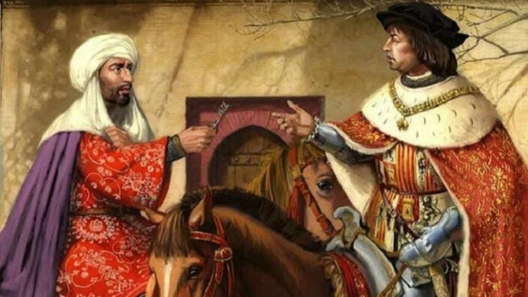 Islamitisch Spanje in een notendop