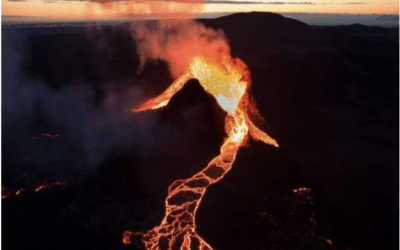Vulkaanuitbarsting La Palma