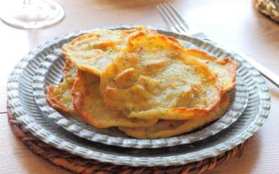 Recept: tortillitas de camarones